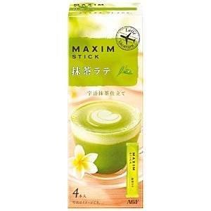 AGF MAXIM STICK 三合一 抹茶拿鐵