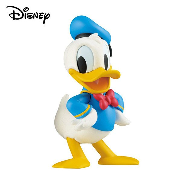 【日本正版】毛茸茸 唐老鴨 公仔 模型 Fluffy Puffy 迪士尼 Banpresto 萬普 - 383423-A