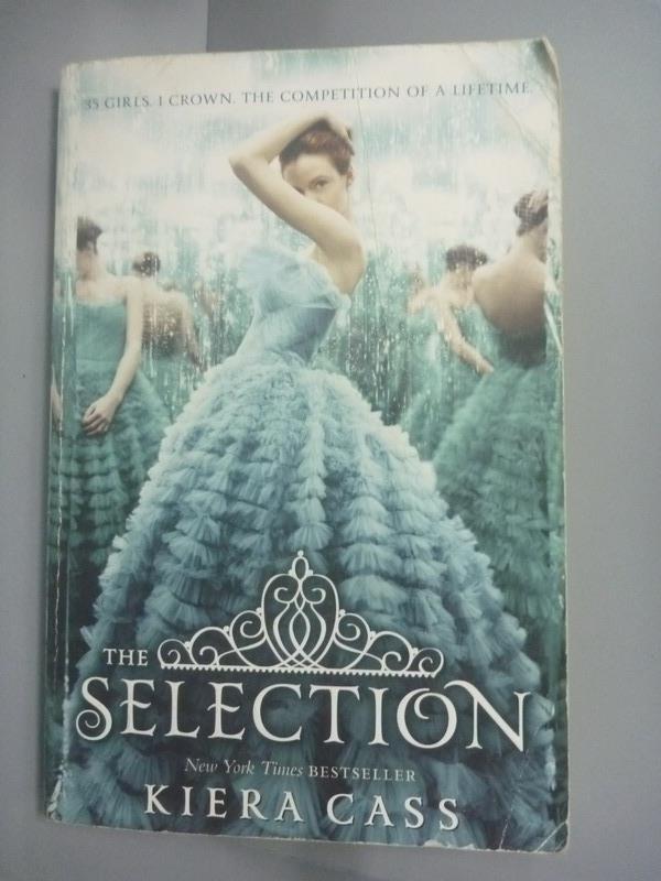 ~書寶 書T1/原文小說_IKY~The Selection_Cass Kiera