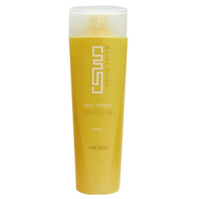 WAJASS威傑士 MS1 潤澤修護洗髮乳 500ml