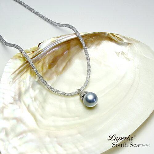 大東山珠寶 燦爛之星 大溪地真多麻銀海水珍珠項鍊 極致閃耀 3