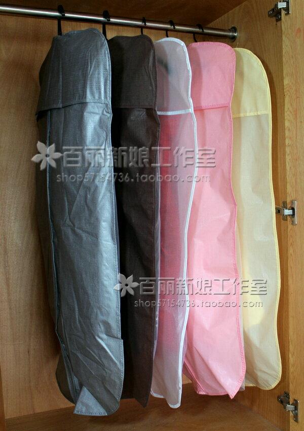 天使嫁衣【PL001】多色短版小禮服專用防塵套-下架