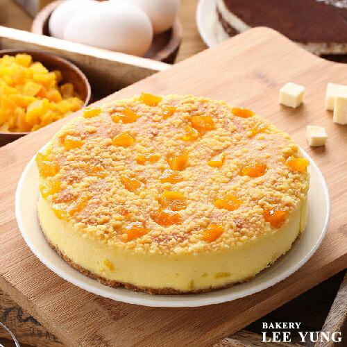 西拉雅芒果重乳酪Siraya Mango Cheese Cake 6吋蛋糕 香濃口感 超