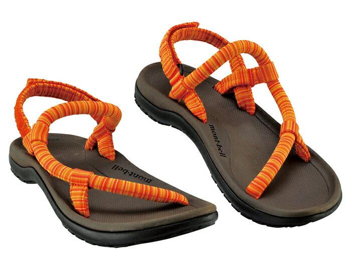 【鄉野情戶外用品店】 mont-bell |日本|  Lock-On Comfort涼鞋/1129342