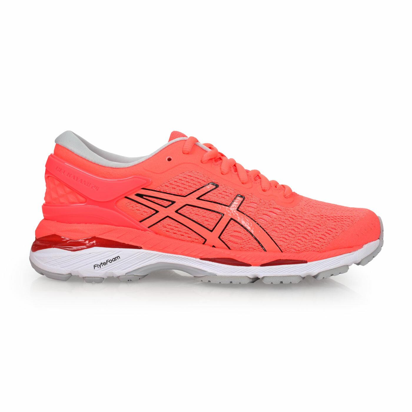 ASICS GEL-KAYANO 24 女慢跑鞋 (免運 路跑 訓練 亞瑟士【02016622】≡排汗專家≡