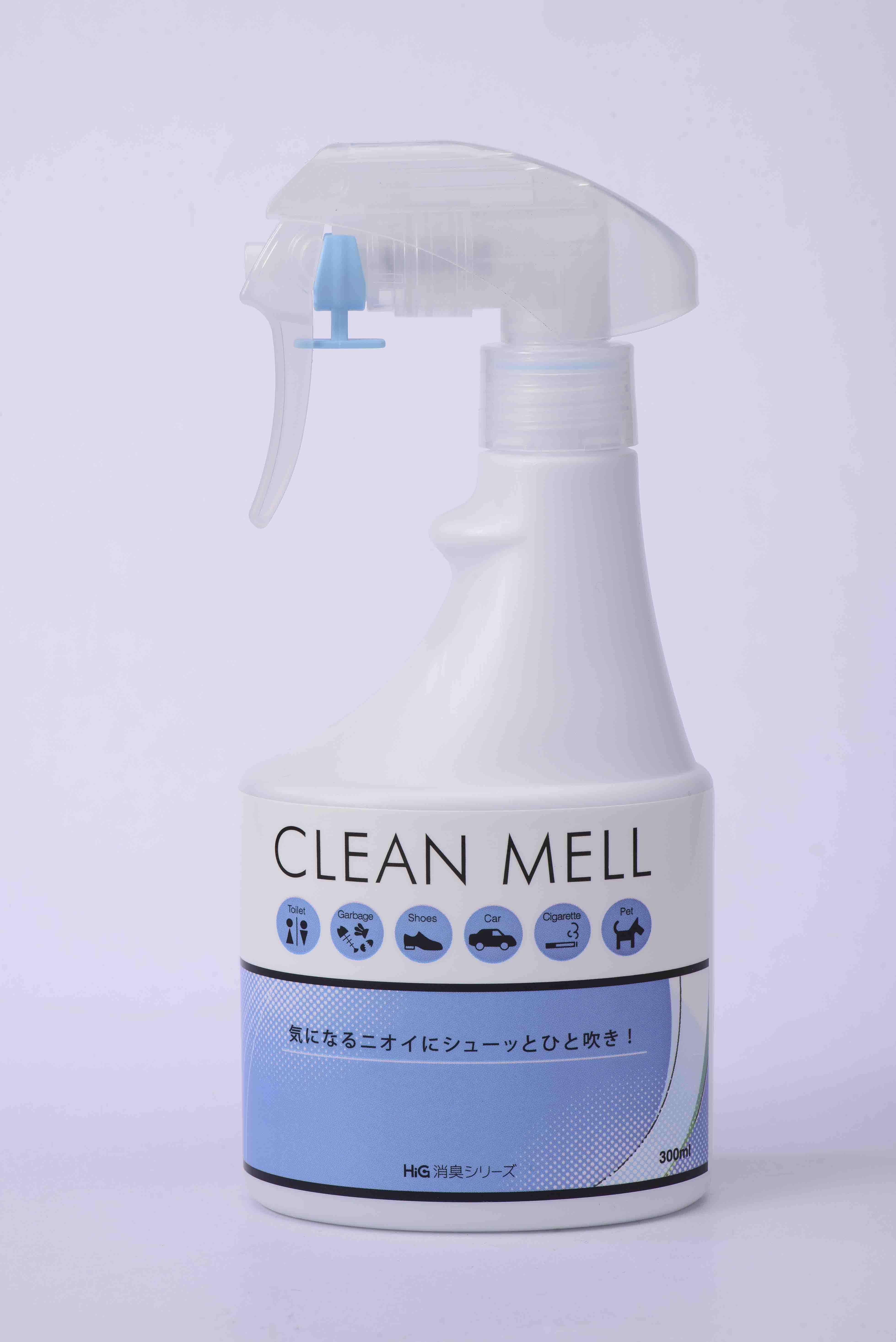 日本製CLEAN MELL去味消臭噴霧劑TP-1-妙屋房