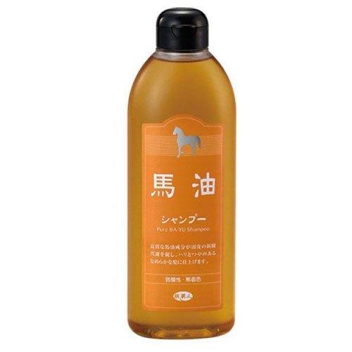 日本 旅美人 馬油洗髮精400ml♥4989828000019