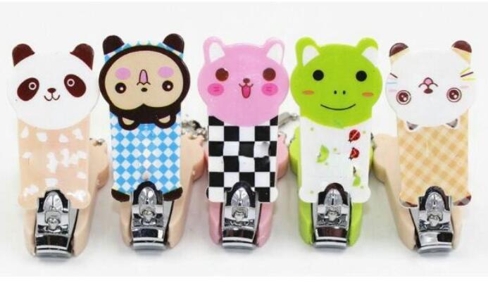 現貨 特價一個20 動物造型可愛指甲剪 隨身攜帶 便利型指甲剪 指甲刀 Venus Life