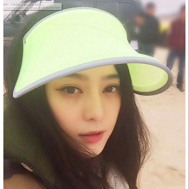 現貨 二代 范冰冰 加強夏天防曬帽 遮臉 防紫外線 潮遮陽帽 戶外出遊 太陽帽 百搭美白帽 Venus Life