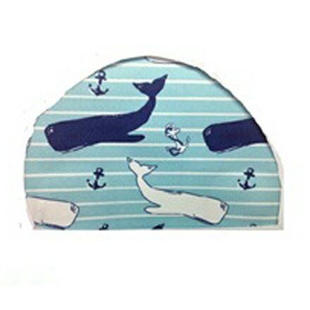 SplashAbout潑寶UVSwimHat抗UV泳帽海洋鯨魚【悅兒園婦幼生活館】