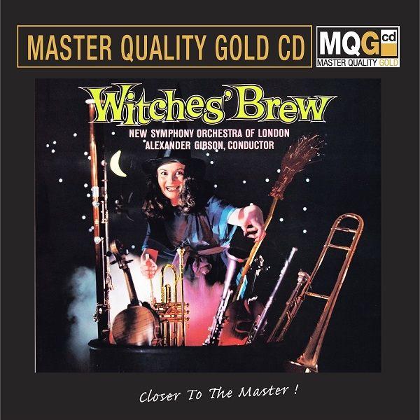 停看聽音響唱片】【MQGCD】Alexander Gibson Witches Brew - 限時優惠好康折扣