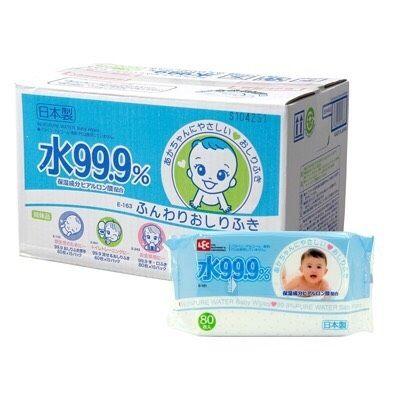 日本製LEC濕紙巾 / 藍色一般款 / 粉色口鼻專用款 2