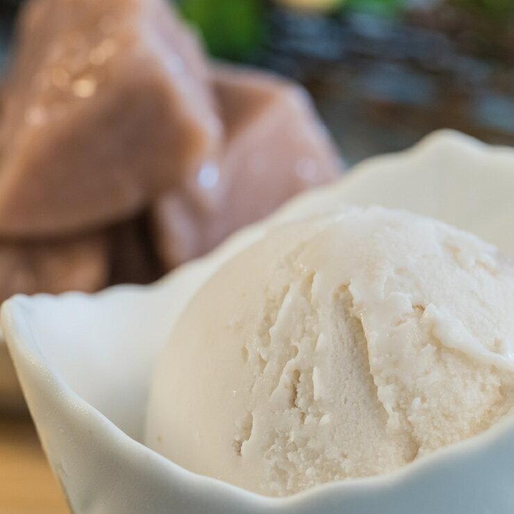 ~倍爾思 冰淇淋~❤️紫心芋頭❤️選用大甲芋頭製做的冰淇淋.煮的綿密香Q的芋頭加上高雄牧場