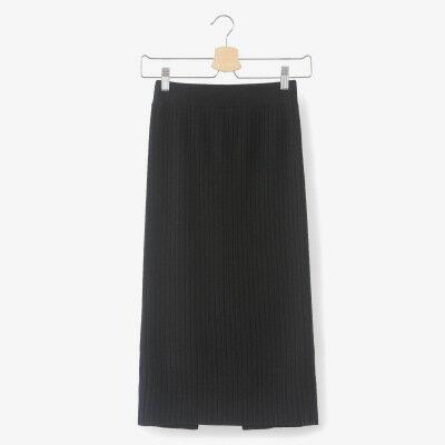 現貨!1件就免運-高腰中長款包臀針織毛線半身裙開叉a字裙 長裙 /   樂天時尚館。 5