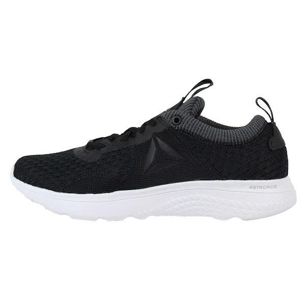 【REEBOK】ASTRORIDE RUN FIRE MTM 運動鞋 慢跑鞋 女鞋 黑色 BS8371
