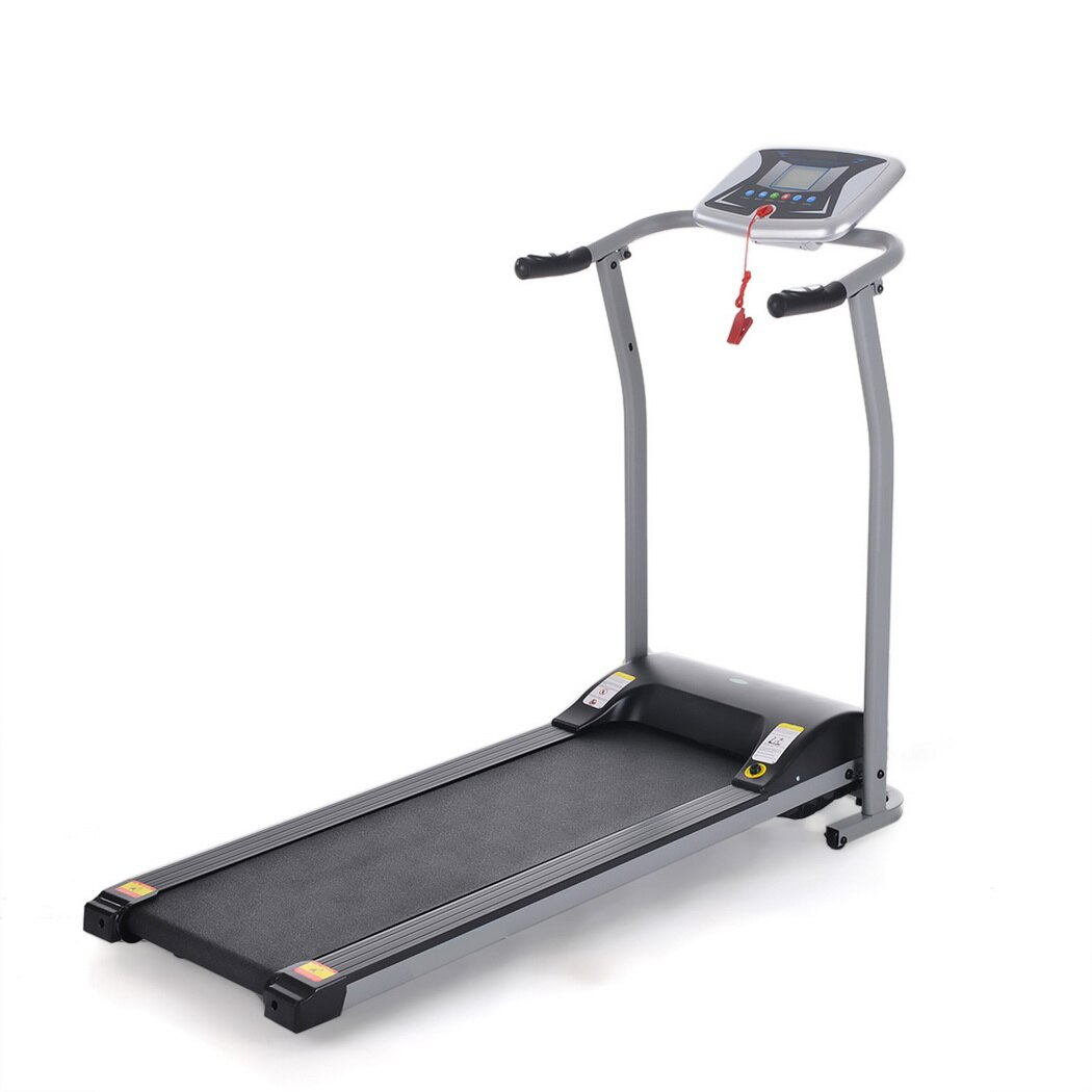 Ancheer Mini Folding Electric Running Training Fitness Treadmill 3