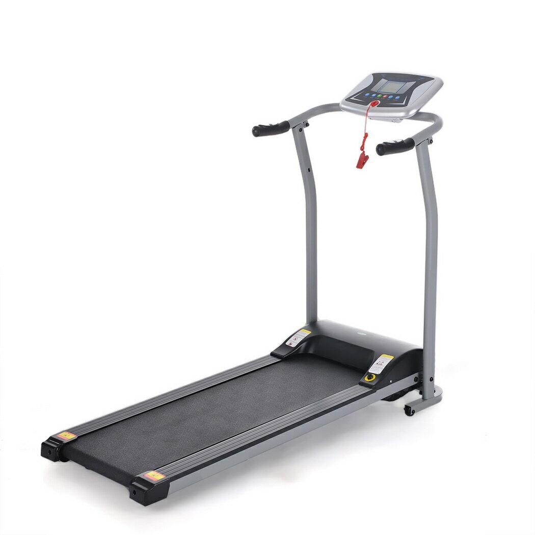 Ancheer Mini Folding Electric Running Training Fitness Treadmill 3