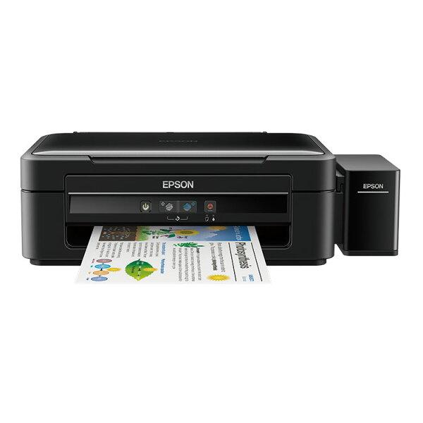 深見廣行科技:EPSONL380高速三合一原廠連續供墨印表機