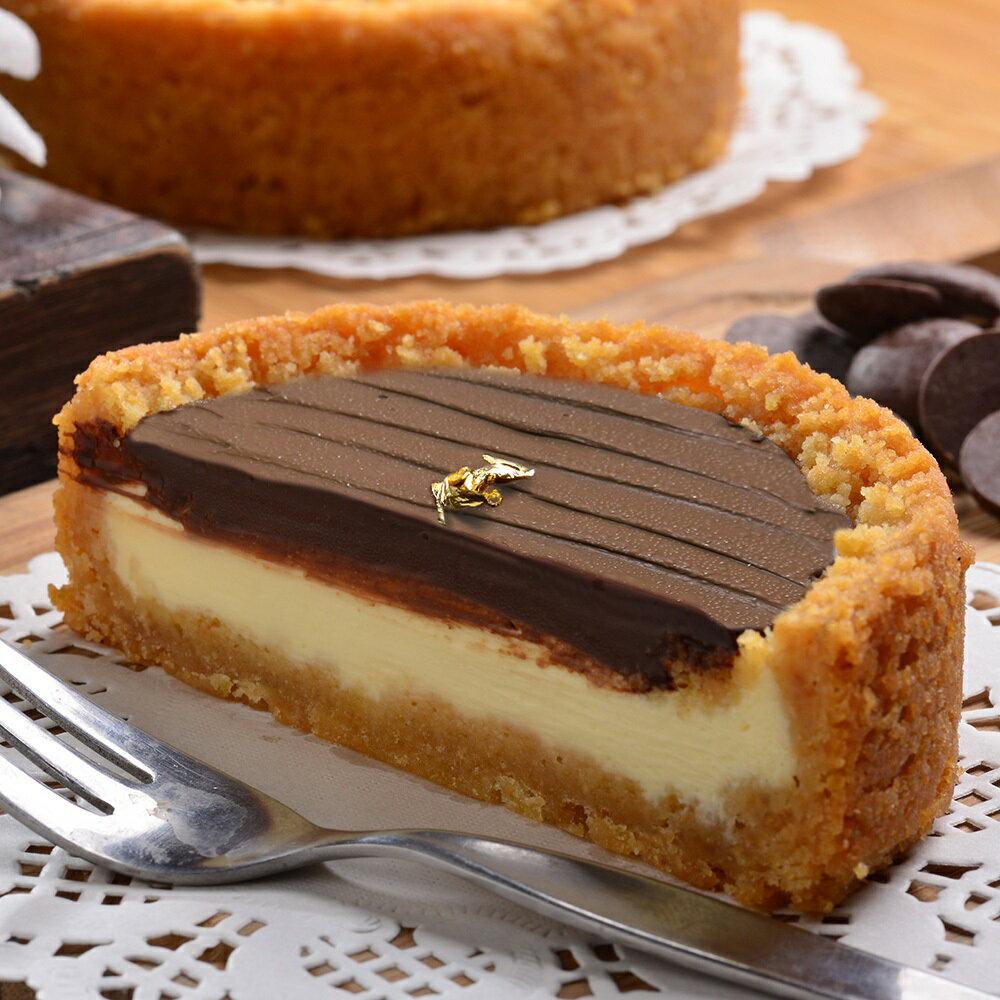 艾波索【比利時巧克力乳酪6吋】蘋果日報蛋糕評比冠軍!🏆 2019蘋果日報評比母親節蛋糕推薦 | 母親節蛋糕  網購蛋糕 4