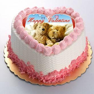 【羅撒相片蛋糕】傳達心意首選~羅撒心型相片蛋糕