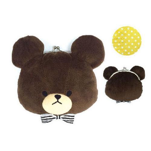小熊學校零錢包868-001