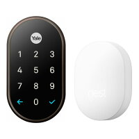 Nest x Yale Smart Lock with Nest Connect - Oil Rubbed Bronze