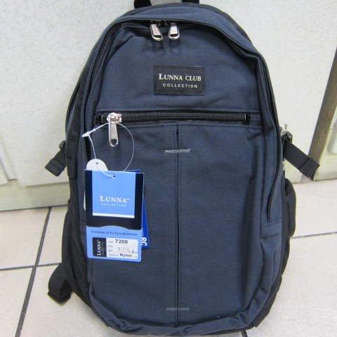 ~雪黛屋~YESON 輕巧電腦後背包 可放個人電腦 護腰分攤重量功能設計高單數防水尼龍布#7208藍