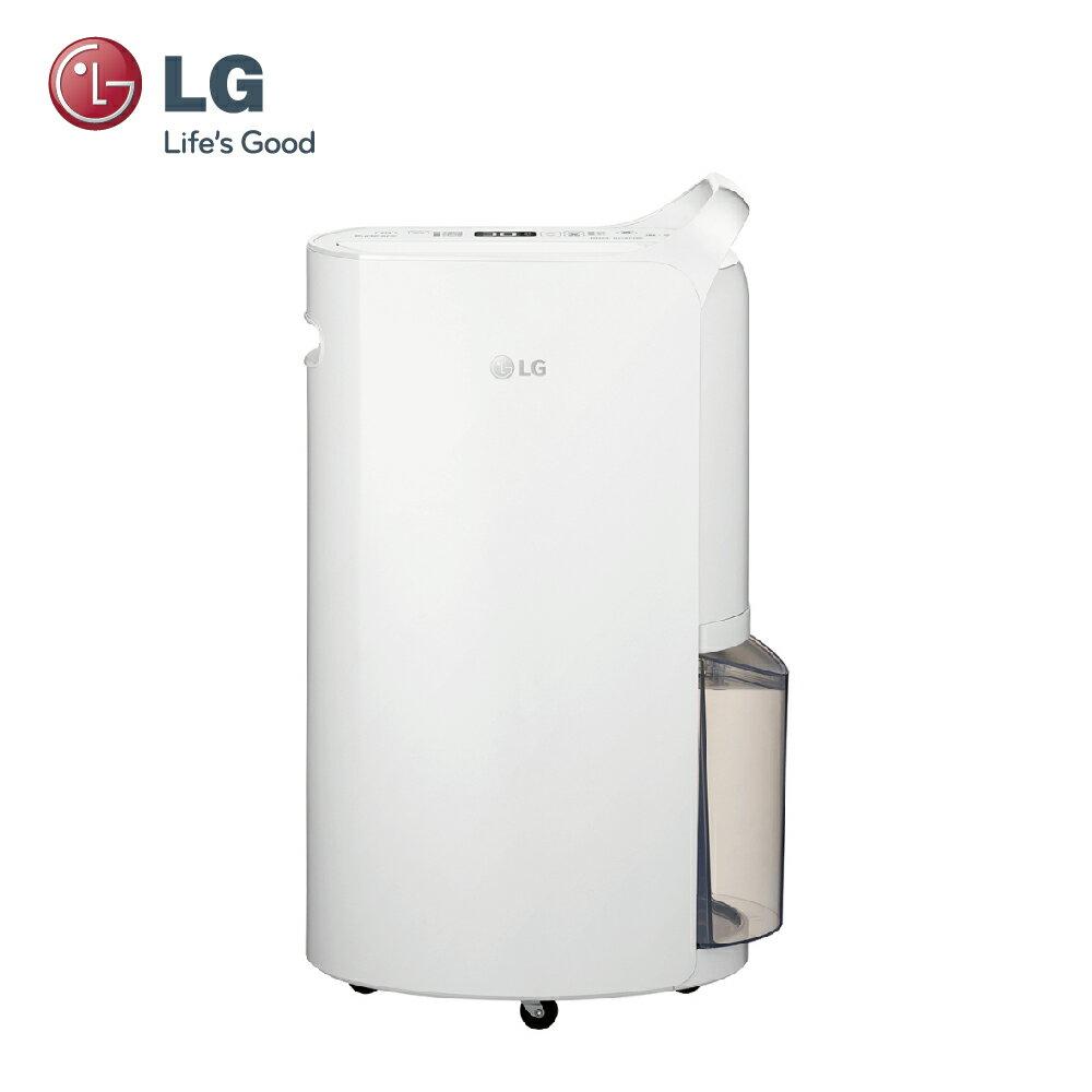 【樂金LG】18L PuriCare一級變頻除濕機-白色(MD181QWK1)