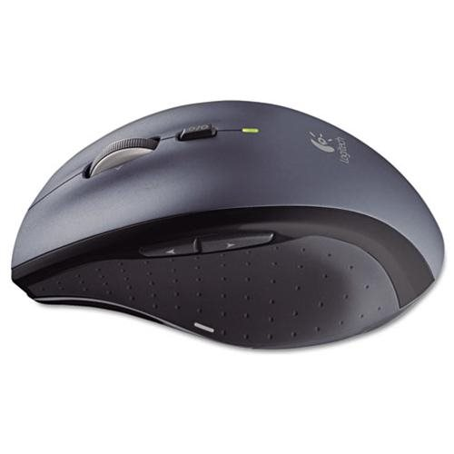 Logitech M705 Wireless Marathon Mouse with 3-year Battery Life 2
