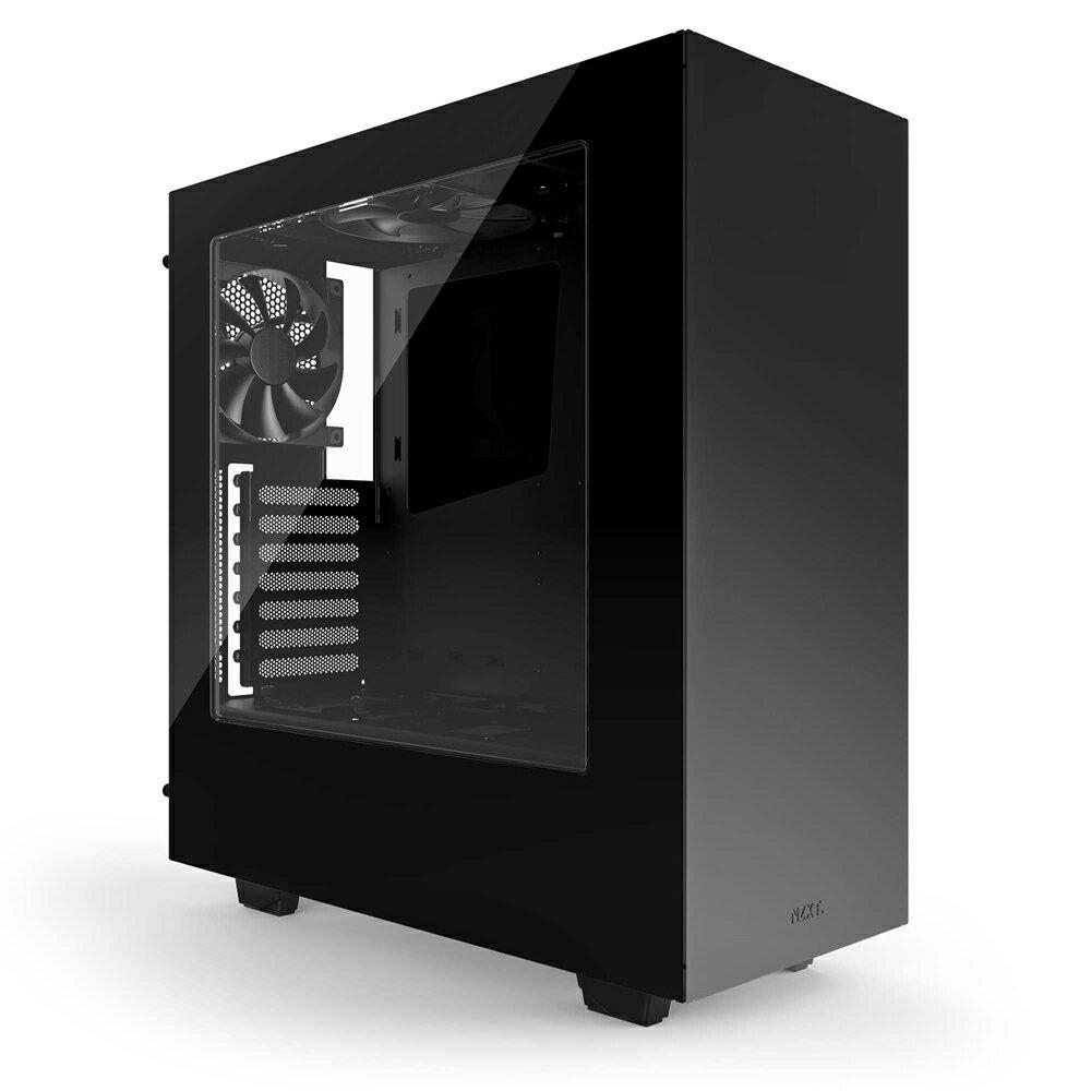 【迪特軍3C】NZXT 恩傑 電腦機殼 Source 340 (2)小 機殼(黑色) S340