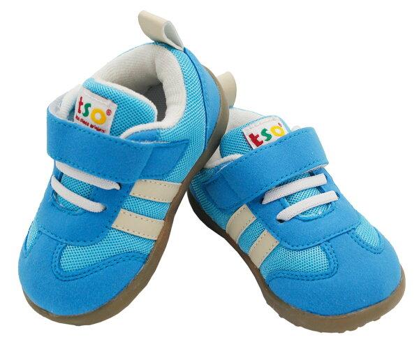 pregshop孕味小舖《台灣TSO》藍色棉布軟球鞋