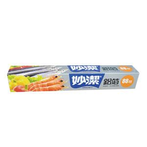 妙潔 鋁箔紙 30cmx88/條【康鄰超市】