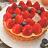 免運◆【食感旅程Palatability】6吋繽紛草莓塔 / 部落客強力推薦! 精選20顆有機大湖草莓+法式杏仁手工塔皮 4