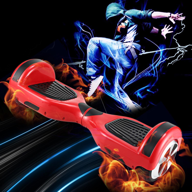 Bluetooth 6.5inch 2 Wheels Electric Self-Balancing Smart Drifting Scooter 0