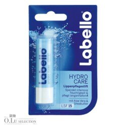德國 Labello Hydro Care SPF15 水潤保濕護唇膏