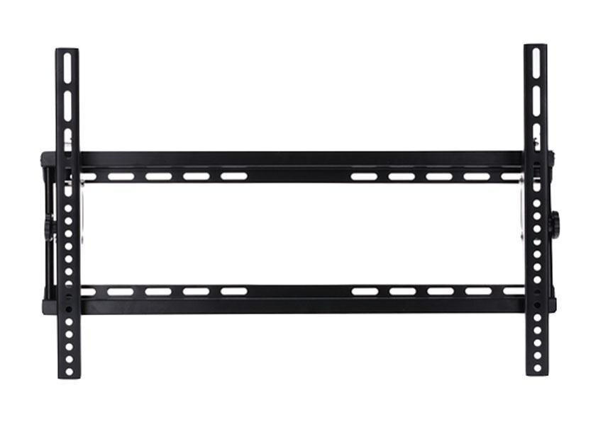 Black Adjustable Metal Tilting Television Wall Mount Bracket for 40-70inch 2