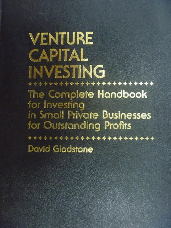 【書寶二手書T2/大學商學_YKG】Venture Capital Investing
