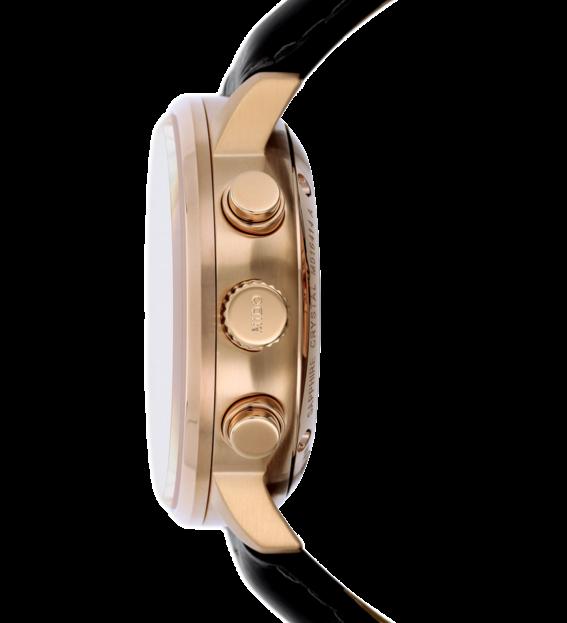 MIDO 美度  Commander 指揮官系列機械腕錶  M0164143603159 銀 玫塊金 黑 42mm 2