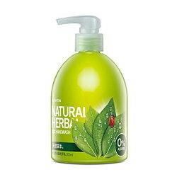 【快潔適 洗手乳】快潔適SD抗菌洗手乳-天然草本300ml