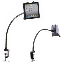 【桌上型固定架】Sony Tablet S 9.4/MOTOROLA XOOM 10.1吋長頸展示架/桌面架/電腦架/支架/固定座/放置架