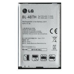 【3140mAh】LG Optimus G Pro E988 E980 F240L F240S F240K / G Pro Lite D686 BL-48TH 原廠鋰電/原電/原裝電池