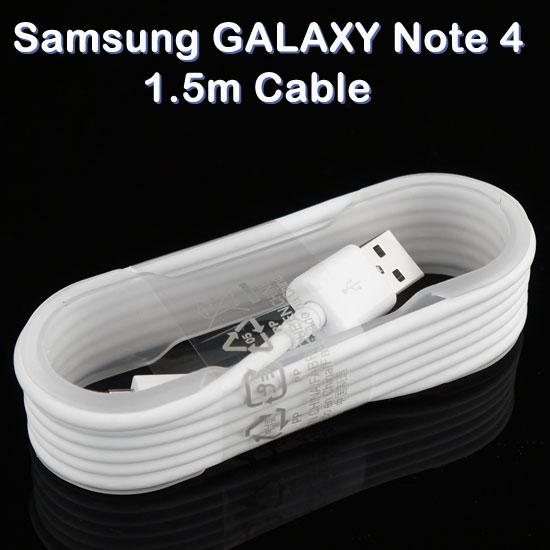 【加長1.5m 原廠傳輸充電線】SAMSUNG Galaxy Note 4 N910/SM-N910U ECB-DU4EWE Micro USB傳輸線