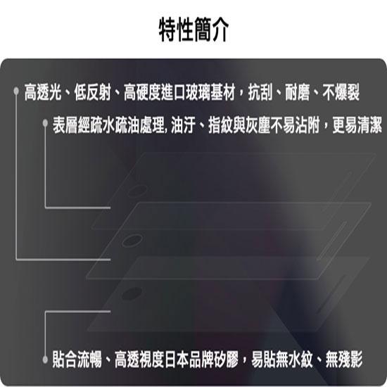 【玻璃保護貼】Apple iPhone 12/12 Pro 6.1吋 高透玻璃貼/鋼化膜螢幕保護貼/硬度強化保護膜-ZW