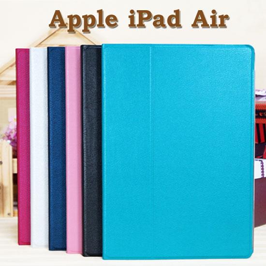 【軟殼、斜立】Apple iPad Air iPad 5 透明軟殼皮套/書本翻頁式保護套/立架展示斜立/A1474/A1475/A1476