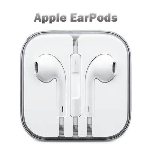 【EarPods】Apple iPhone 6/6S iPhone 6+/6S+ iPhone 5/5s/SE iPhone 4S/3GS iPad mini/iPad 4/New iPad/iPad Air 原廠耳機/帶線控麥克風耳機/攜行盒裝