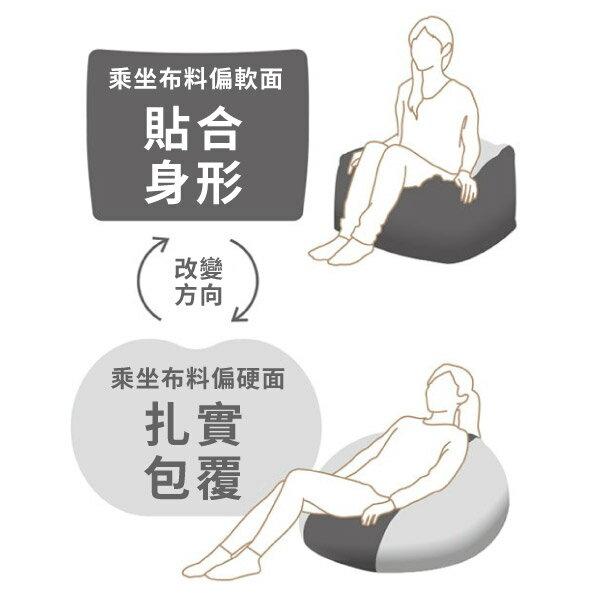標準型懶骨頭沙發專用布套 (本體另售) STRIPE R NITORI宜得利家居 9
