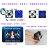 ❤含發票❤ENERMAX安耐美 維加斯電競蝠 ❤電腦周邊 低噪音 風扇 散熱器 LED 燈光❤UCDFV12P 4