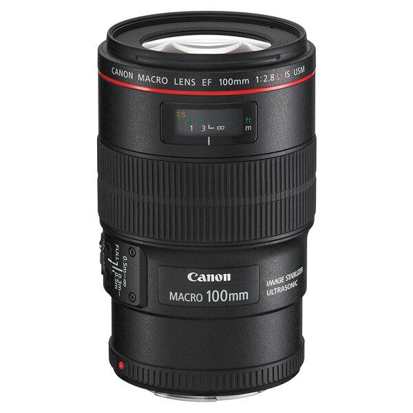 ◎相機專家◎CanonEF100mmF2.8LMacroISUSM登錄送好禮彩虹公司貨全新彩盒裝