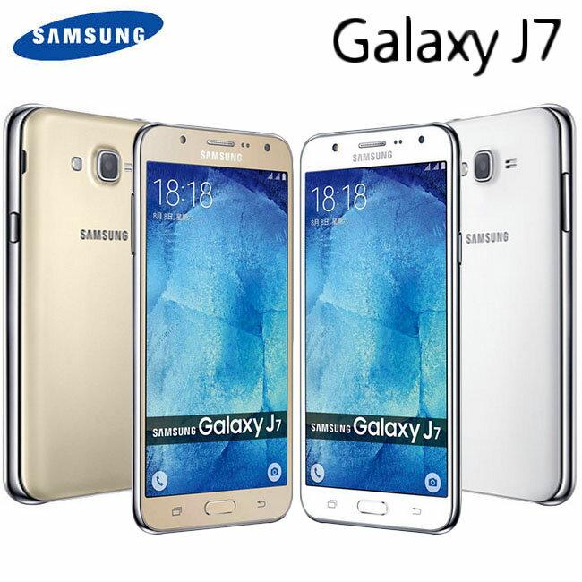 SAMSUNG Galaxy J7 八核心5.5吋 4G 雙卡雙待/強效大電力智慧型手機