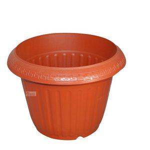 日式 圓盆(花盆) 1尺1吋 隨機